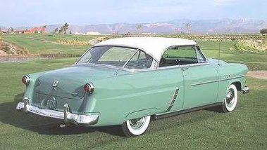 1952 ford coupe