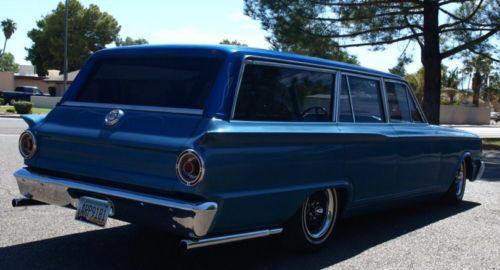 1963 Ford Galaxy Fast Back